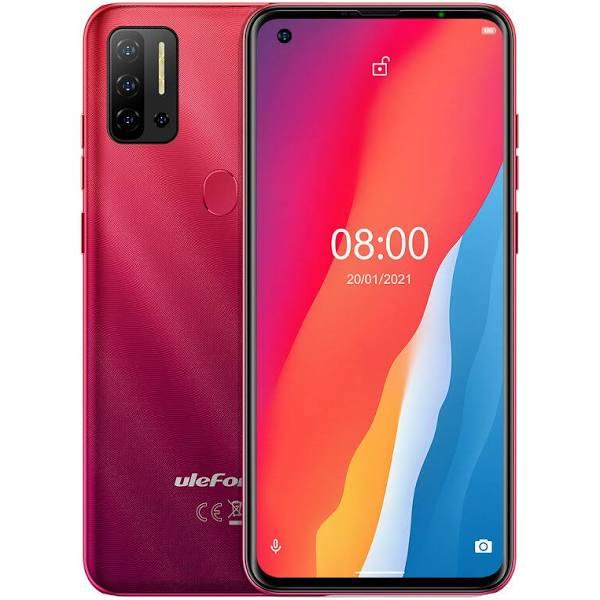 Ulefone Ulefone Note 11P 6.55 inch 8GB RAM 128GB ROM 48MP Quad Camera Android 11 4400mAh Helio P60 Octa Core 4G Smartphone