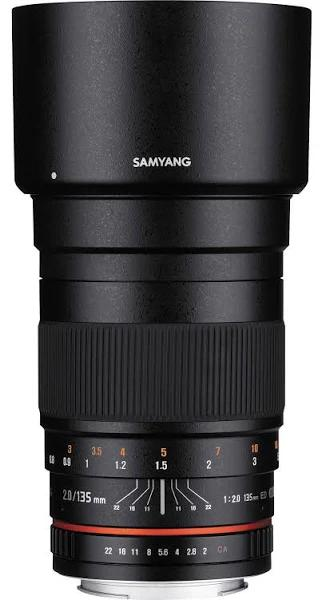 SAMYANG 135MM F/2.0 SONY E