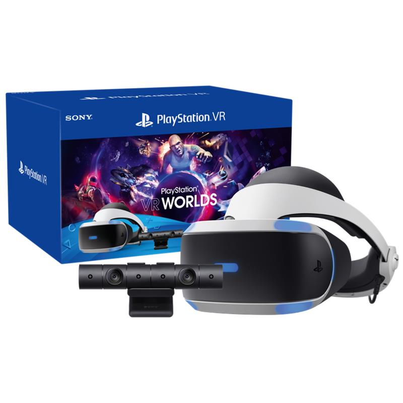 Sony PlayStation VR Starter Pack Virtual Reality
