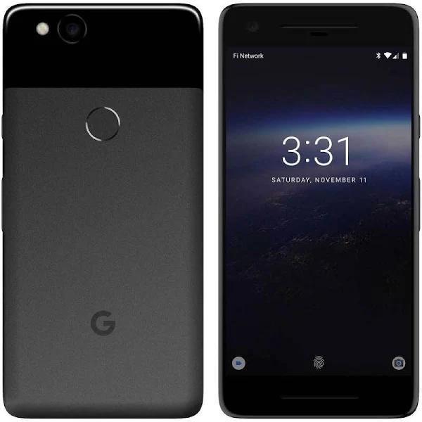 Google Pixel 2 Black 128GB