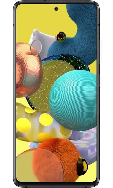Samsung GALAXY A51 5G SVART