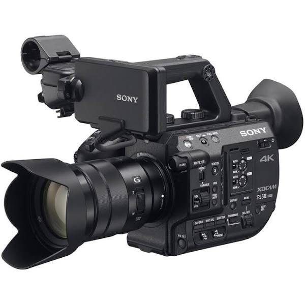 Sony PXW-FS5M2K med E 18-105/4,0 G PZ OSS