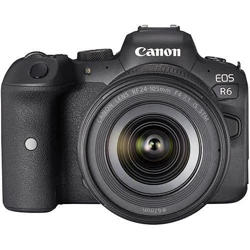 Canon EOS R6 + RF 24-105/4-7.1 IS STM