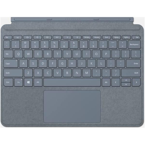 Microsoft Surface Go Type Cover Isblå