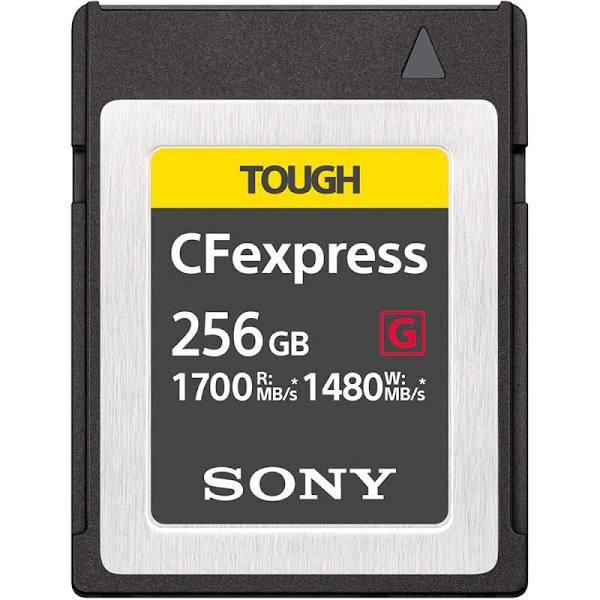 Sony CFexpress 256GB