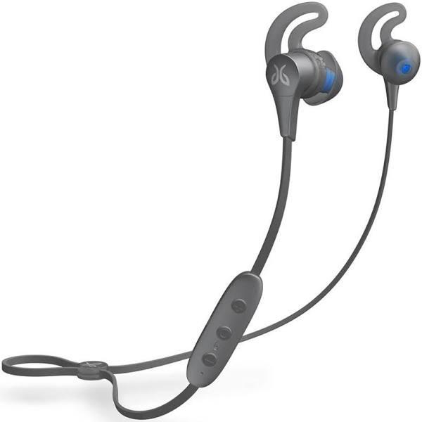 Jaybird X4 Bluetooth Wireless IPX7 Waterproof Headphones - Storm Metallic-Glacier