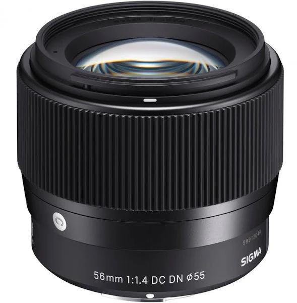 Sigma 56mm f/1.4 DC DN Contemporary for MFT