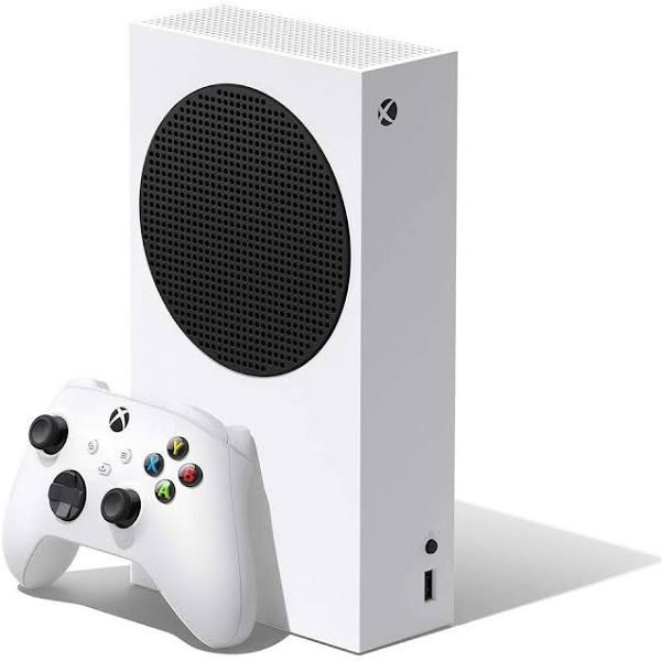 Microsoft Xbox Series S 512Gb - Spelkonsol