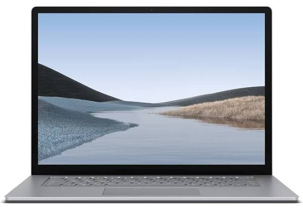 Microsoft Surface Laptop 3 - 15"