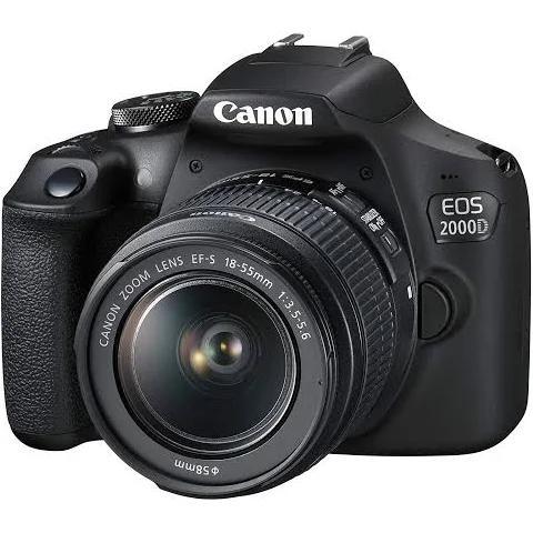 Canon EOS 2000D + 18-55/3,5-5,6 DC