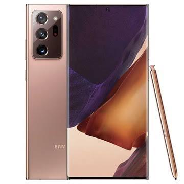 Galaxy Note20 Ultra 5G 256 GB brons