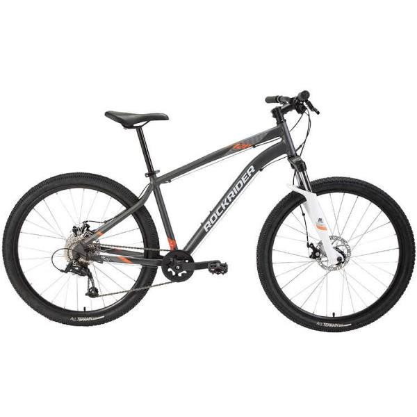 "Rockrider, MTB St120 27,5"" Grå/orange, (Mountainbike)"