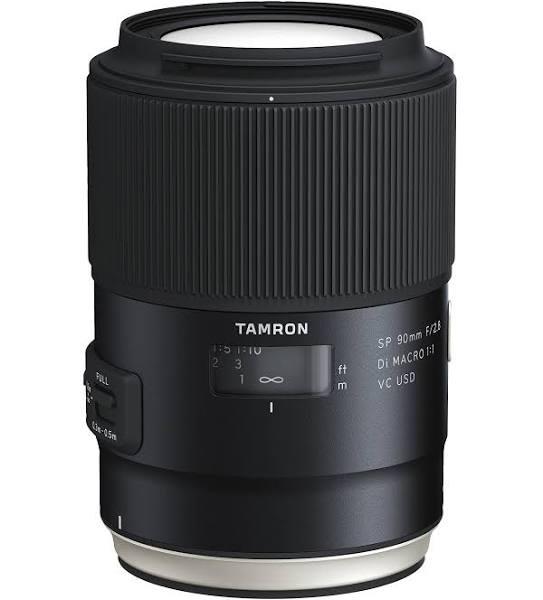 TAMRON SP 90MM F/2,8 DI USD SONY A