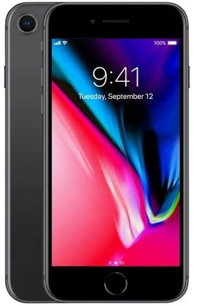 Apple Iphone 8 64gb Space Grey, Preowned Grade B