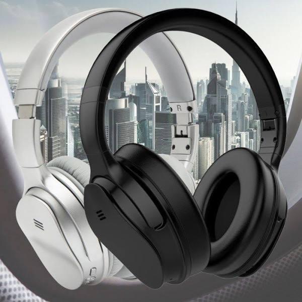 Roxcore Avenue Silence Bluetooth-headset med aktiv brusreducering