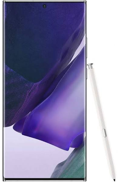Samsung Galaxy Note 20 Ultra 5G 256GB, Android, mystic White