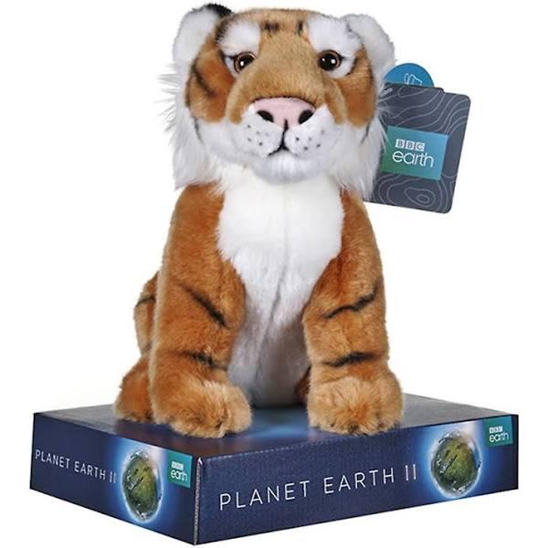 BBC Planet Earth Tiger Nallebjörn - 25cm
