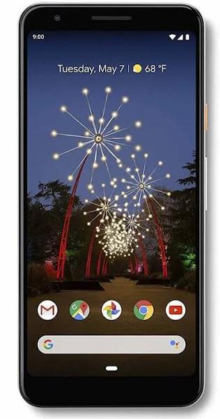 Google Pixel 3a (64GB) Vit