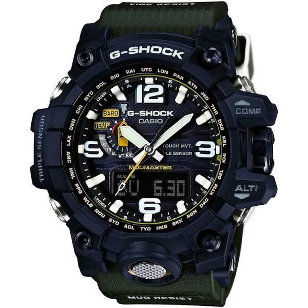 Casio - G-Shock Mudmaster GWG-1000-1A3ER