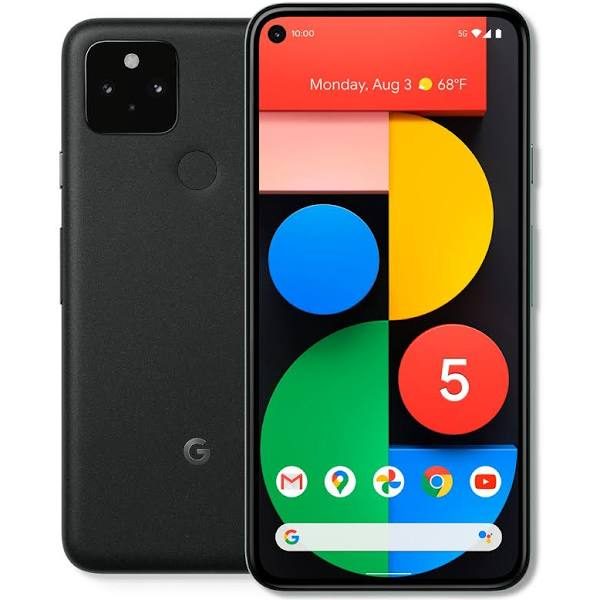 Google Pixel 5 5G 8GB/128GB - Just Black