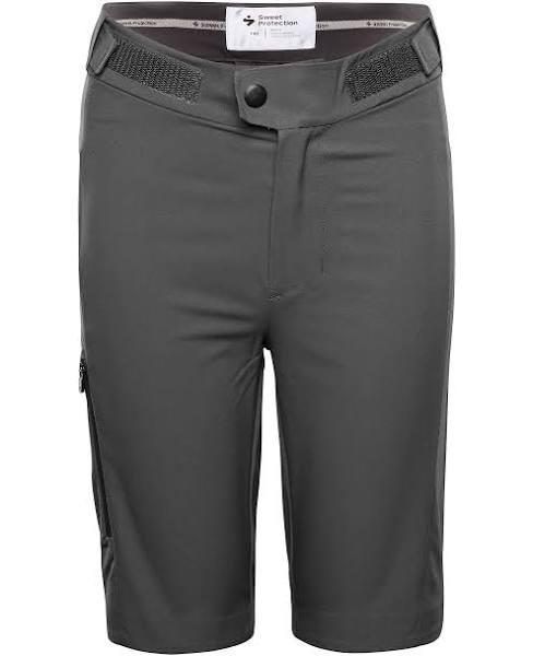 Sweet Protection Hunter Shorts Jr Stone Gray 140