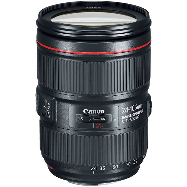 Canon EF 24-105mm f/4.0L IS II USM (White Box)