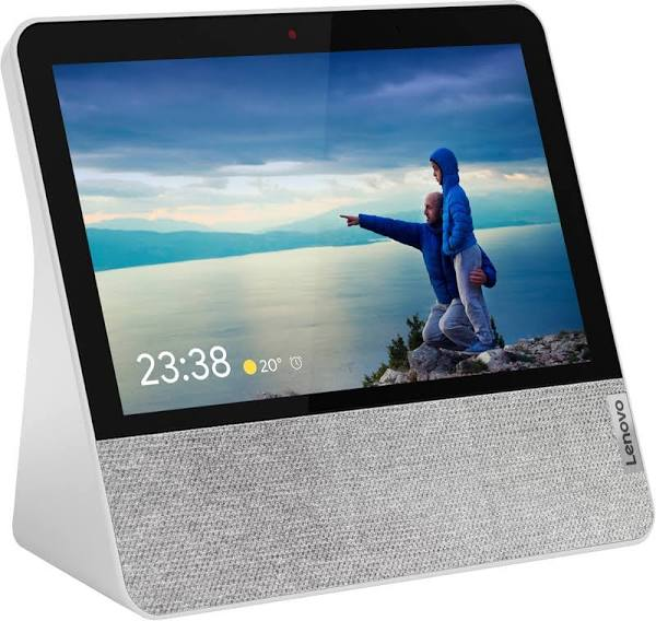 "Lenovo Smart Display 7"" with Google Assistant,Smarta Hem"