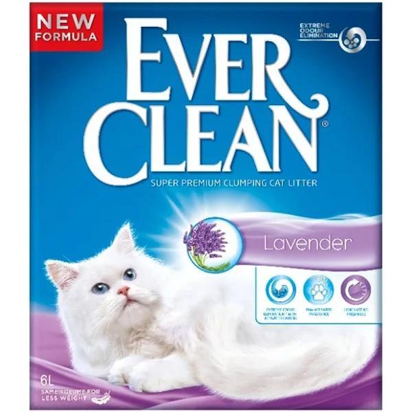 Ever Clean Fresh Lavender (6 L)