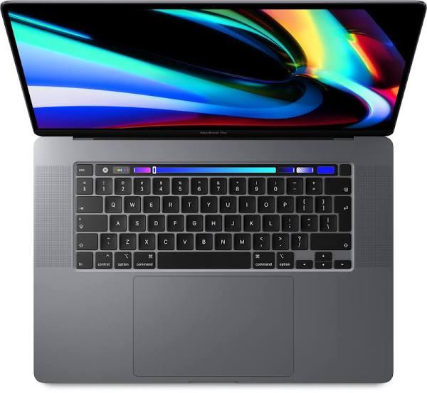 "Apple Macbook Pro 16"" Touch Bar 512gb Space Grey Mvvj2ks/a - Ssd"