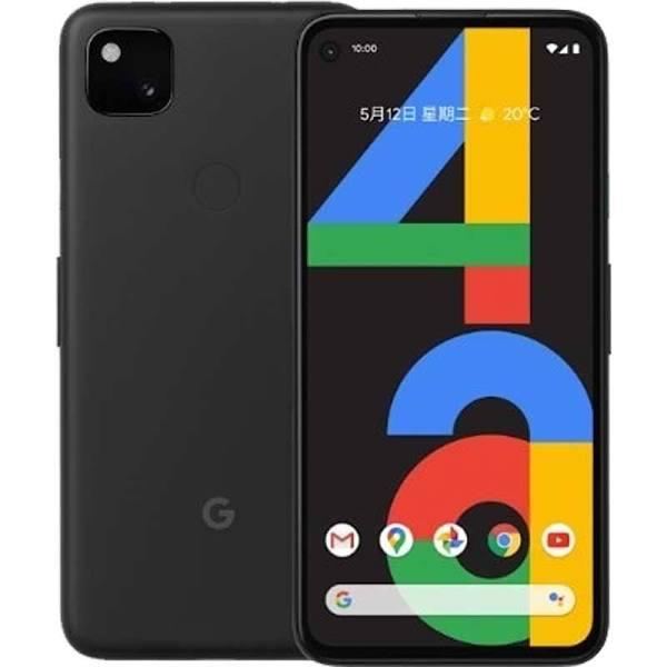Google Pixel 4A 128 GB 4G Just Black Dual SIM EU unlocked without Branding