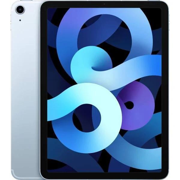 Apple - iPad Air 10.9 - WiFi + Cellular 256GB Sky Blue - 4: e generationen