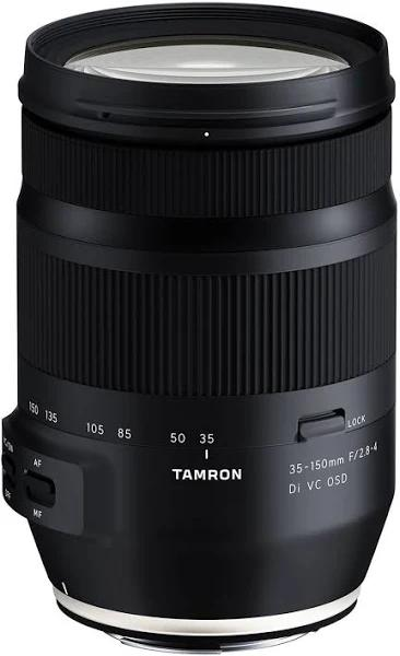 Tamron 35-150mm F/2.8-4 Di Vc Osd Nikon F