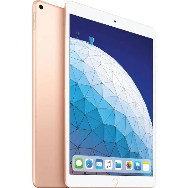 "Apple iPad Air (2019) 10.5"" MUUL2 64GB WiFi with Tempered Glass..."
