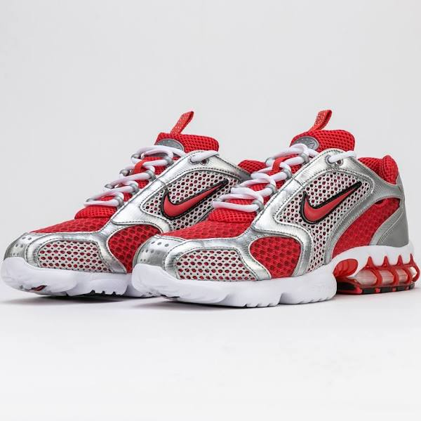 Sneakers Nike Air Zoom Spiridon Cage 2 track red / track red - white