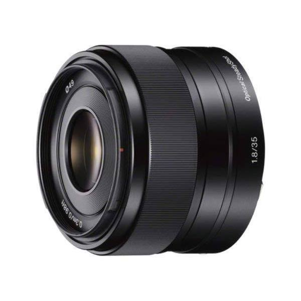Sony E 35mm f/1.8 OSS Lens, Mount E mount, APS C es, Prime, Only, Standard, Focus Autofocus, Image Stabilized f/2.8 or Faster,
