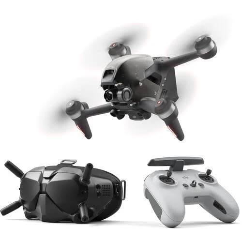 DJI FPV Drone RTF Kit - Combo - Grey