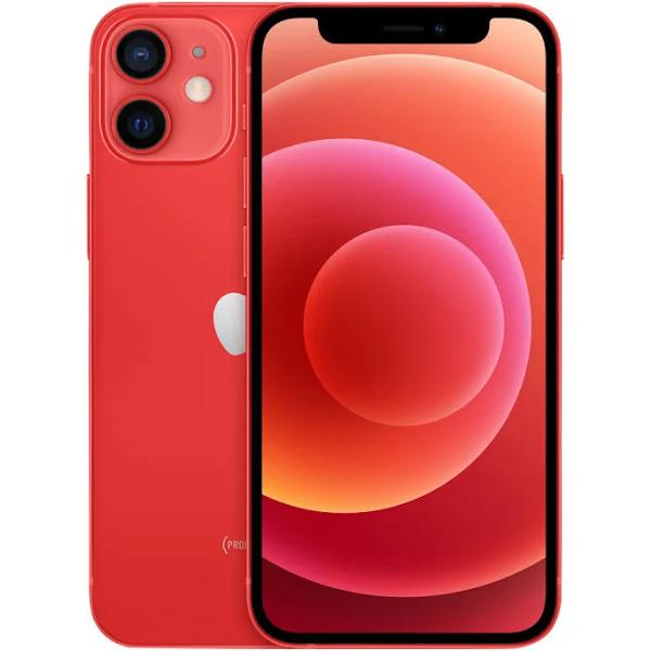 APPLE IPHONE 12 MINI 64 GT (PRODUCT)RED