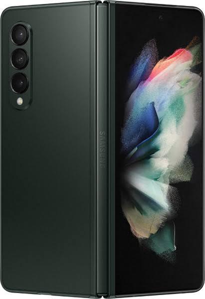 Samsung Galaxy Z Fold 3 5G Dual Sim SM-F926B 256GB Green (12GB RAM)