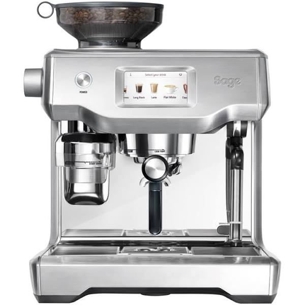 Sage - The Oracle Touch Espressomaskin