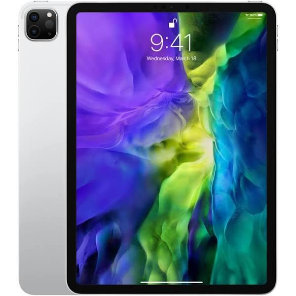 APPLE 11-inch iPad Pro WiFi 256GB - Silver