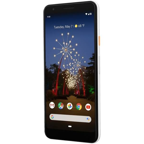 Google Pixel 3a XL 64 GB Clearly White
