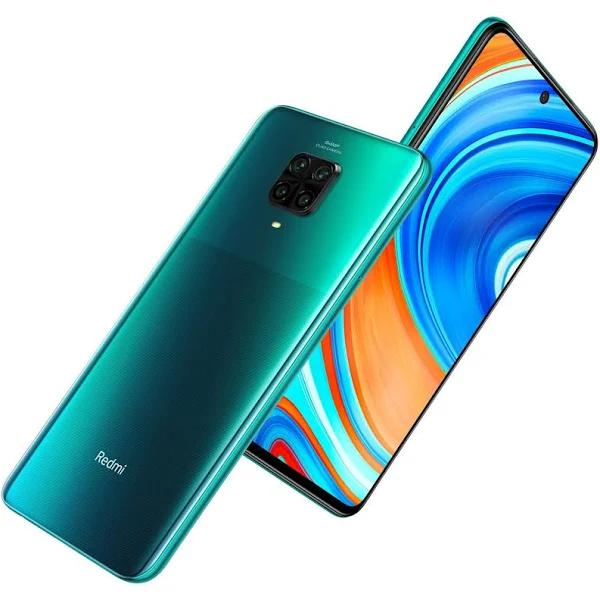 Xiaomi Redmi Note 9 Pro 6GB/128GB Dual Sim - Tropical Green