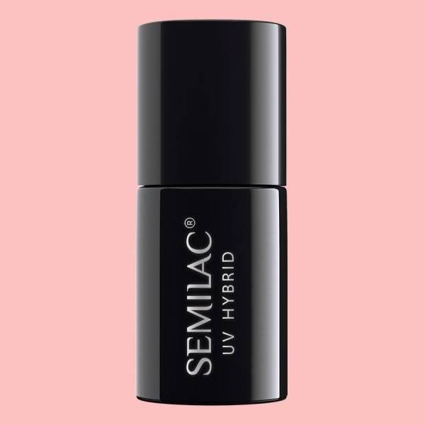 Semilac nail polish no54 (Pale Peach Glow)