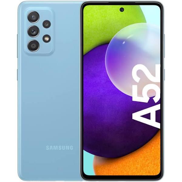 Samsung Galaxy A52 128 GB Awesome Blue