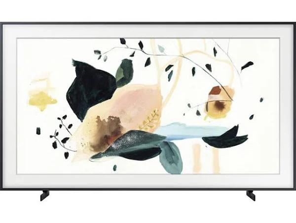 Samsung GQ75LS03 QLED-TV 189 cm 75 tum EEK A (A+++ - D) DVB-T2, DVB-C, DVB-S, UHD, Smart TV, WLAN, PVR ready, CI+ Svart