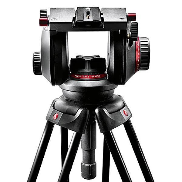 MANFROTTO Videohuvud Pro 509HD