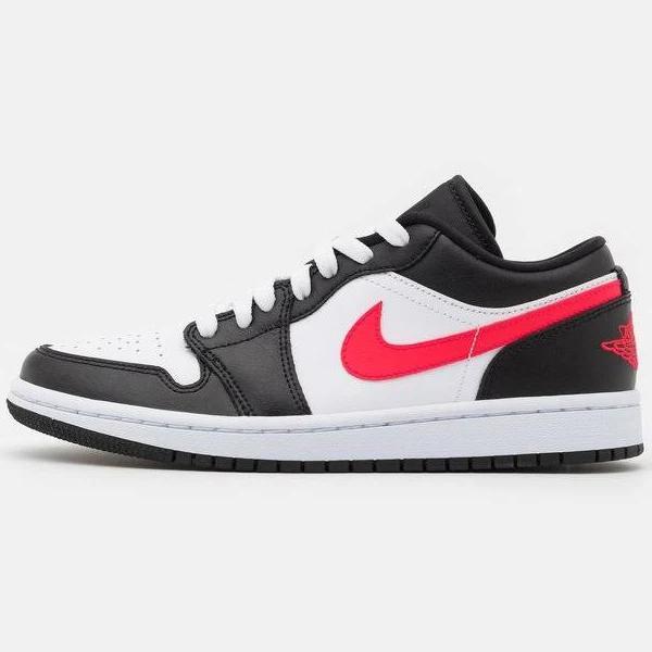 Air Jordan 1 Low för kvinnor i svart