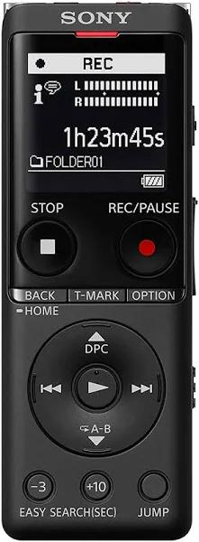 Sony ICD-UX570 Digital Voice Recorder, ICDUX570BLK