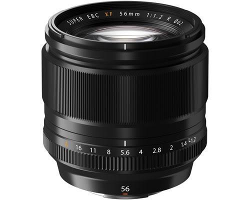 Fujifilm FUJINON XF 56 mm F1.2 R, Standardobjektiv, 11/8