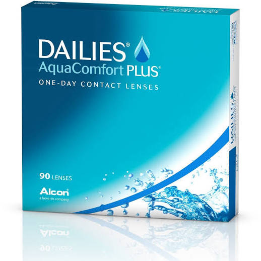 Dailies AquaComfort Plus Kontaktlinser